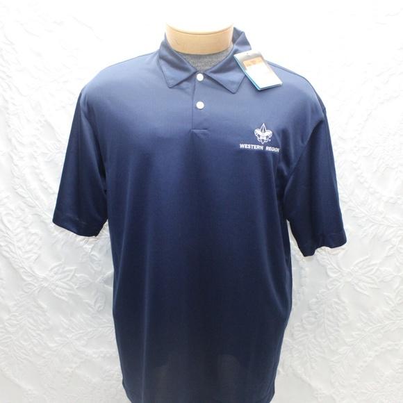 f5122a633 Nike Shirts | Golf Dri Fit Boy Scout Size Large Polo Nwt | Poshmark